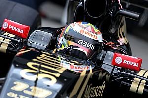 Formula 1 Breaking news Gastaldi sees potential in 2015 Lotus project