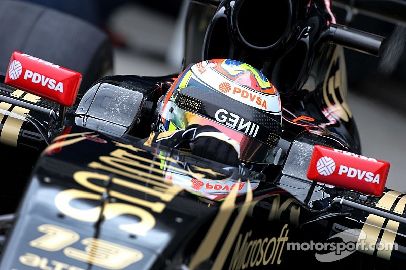 Gastaldi sees potential in 2015 Lotus project