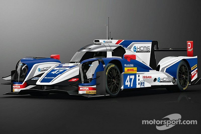 KCMG unveils 2015 livery
