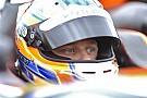 Felix Rosenqvist makes another title assault