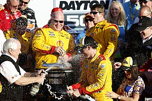 NASCAR Cup Commentary The Toast of Daytona