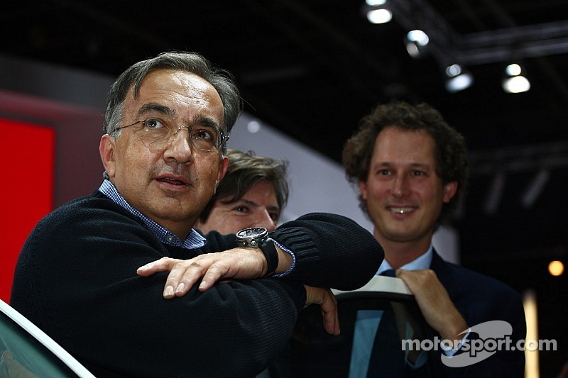 Marchionne, contento con retraso de nuevas reglas en  F1