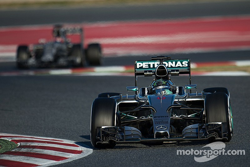 Formula One's teams search for vital clues in final Barcelona test