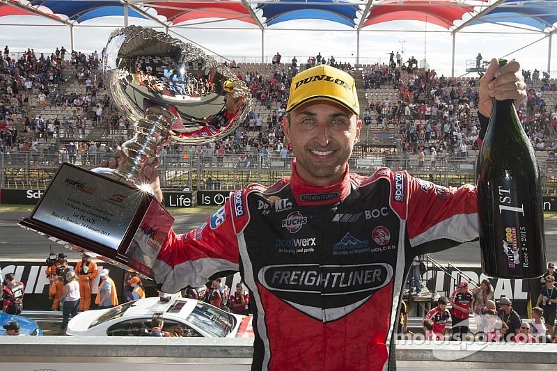 Coulthard se lleva triunfo en Adelaide