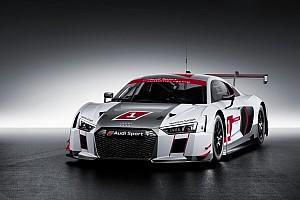 GT Breaking news New Audi R8 LMS unveiled in Geneva