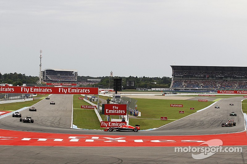 Time running out for German GP deal