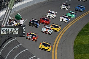 IMSA Breaking news IMSA admits GTE and GT3 cars to United SportsCar Championship