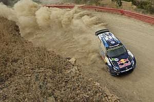 WRC Noticias de última hora Un día tranquilo para Ogier