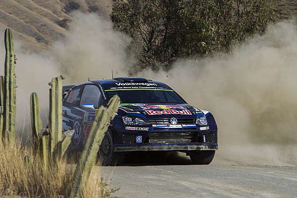 Sébastien Ogier gana el Rally México
