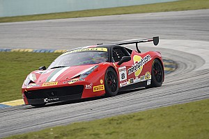 Ferrari Interview Trophies and champagne showers for Ferrari of Fort Lauderdale