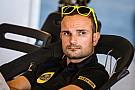 Liuzzi replaces Cerruti at Trulli Formula E team