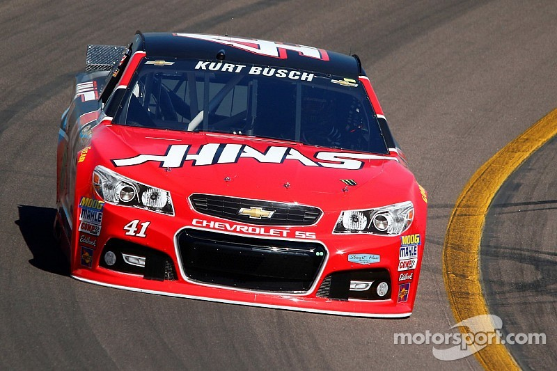 It's a new Sprint Cup season for Kurt Busch