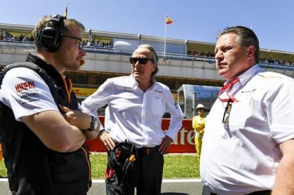 """Zak Brown: Neu-Teamchef Andreas Seidl hat bei McLaren """"freie Hand"""""""
