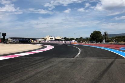 Frankreich 2019: Circuit Paul Ricard mit komplett neuer Boxengassen-Einfahrt