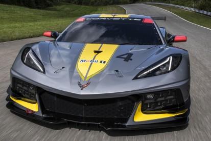 Mit Mittelmotor: Chevrolet präsentiert die Corvette C8.R