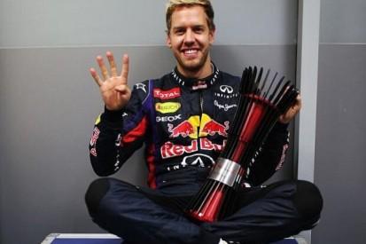 Eddie Irvine: Vettel hat seine vier Titel nicht verdient