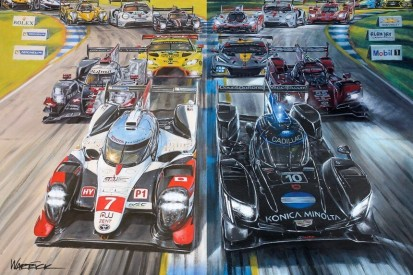 WEC und IMSA: Hypercars und LMDh bilden gemeinsame Topklasse