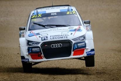 Nach Koma: GT-Champion Enzo Ide feiert Comeback in Rallycross-EM