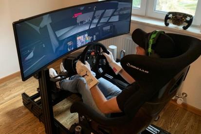 Motorsport-Rettung Sim-Racing: Eng über den Trend der Stunde