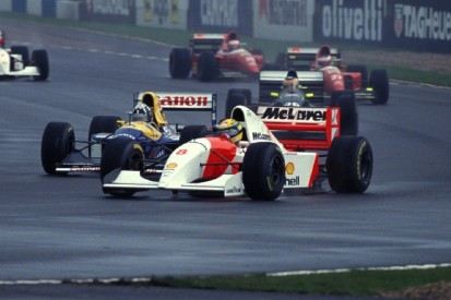 Donington vor 27 Jahren: Als Ayrton Senna die beste Runde aller Zeiten fuhr