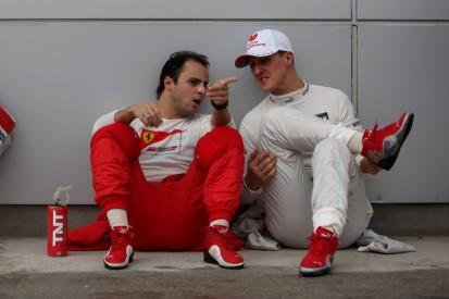 Von Senna ignoriert: Massas Lektion für Michael Schumacher
