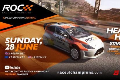 "Virtuelles Race of Champions als ""Finale der intensiven Sim-Racing-Zeit"""