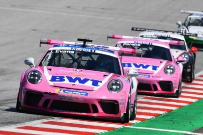 Porsche-Supercup Spielberg 2020: Start-Ziel-Sieg für Jaxon Evans