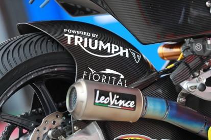 Triumph: Detailarbeit am Einheitsmotor der Moto2-Klasse