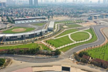 Nach Verschiebung: Vietnam hofft auf Formel-1-Premiere im November