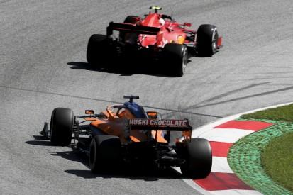 McLaren: Ferrari weiterhin besser, Podium nicht in Reichweite