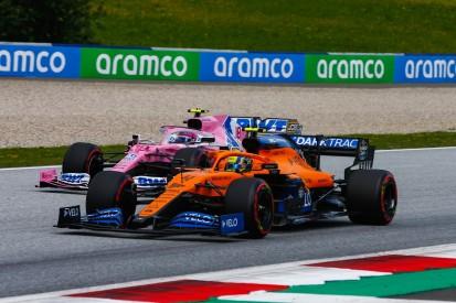 Carlos Sainz: Zähle Racing Point nicht mehr zum Mittelfeld