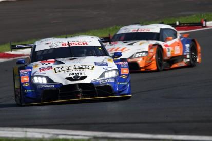 Fünffachsieg für Toyota GR Supra GT500 bei Super-GT-Debüt