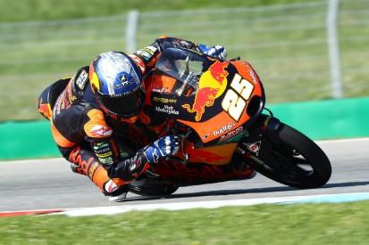 Moto3 Brünn: Erste Pole für Fernandez, Warterei vereitelt Zeitenjagd