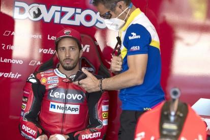 Andrea Dovizioso schlittert in ein Debakel: Nur Startplatz 18 in Brünn