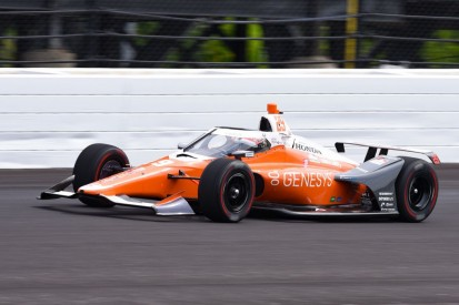 Indy 500: Honda dominiert erstes Training - Alonso bester Chevy-Mann