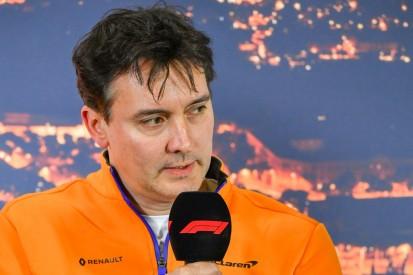 James Key: 2022er-McLaren trägt zu 100 Prozent meine Handschrift