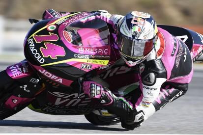 Moto3 Spielberg FT1: Tony Arbolino fährt bei trockenen Bedingungen die Bestzeit
