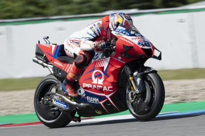 MotoGP Spielberg FT2: Miller auf halbnasser Strecke vorn, Bradl Zehnter