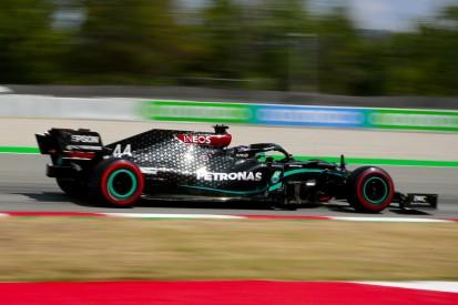 F1-Quali Barcelona 2020: Bottas verliert Pole in Kurve 12 an Hamilton