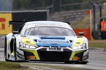 GT-Masters Nürburgring 2020: Sonntagspole für van der Linde