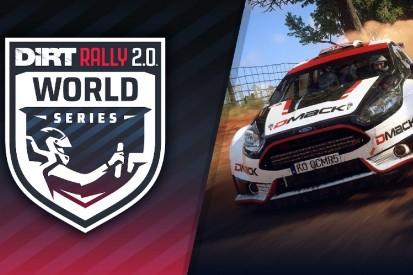 Zweite Saison der DiRT Rally 2.0 World Series angekündigt