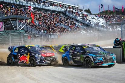 WRX-Chef Bellamy: Motorsport muss elektrisch werden, aber...