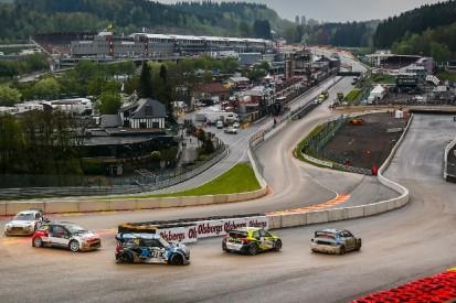 Kurioses Novum: WRC und WRX fahren am selben Tag in Spa-Francorchamps