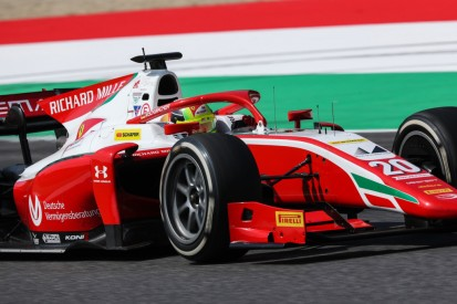 Formel 2 Mugello 2020: Mick Schumacher auf Startplatz 15 nach Dreher
