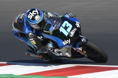 Moto3 FT3 Misano 2: Neuer Rundenrekord von Celestino Vietti