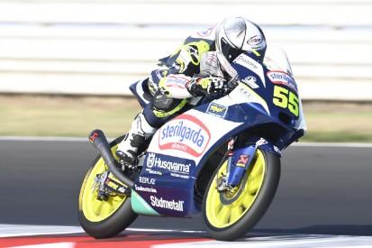 Moto3 in Misano 2: Romano Fenati gewinnt eng umkämpftes Finish