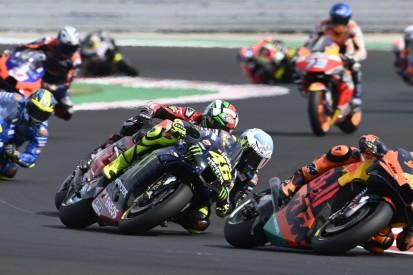 """Valentino Rossi nach Sturz ernüchtert: """"War nicht sehr konkurrenzfähig"""""""
