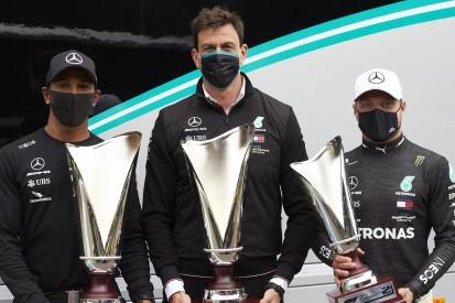 """Noch kein Hamilton-Vertrag für 2021: Mercedes will bald """"Sicherheit haben"""""""