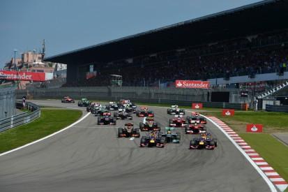 F1-Tickets Nürburgring 2020: Zweite Chance und exklusives Gewinnspiel!