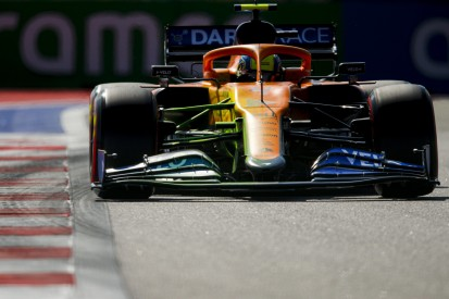 McLaren: Neue Nase könnte im Russland-Rennen zum Einsatz kommen